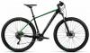 Horske-kolo-znacky-CUBE---cerno-zelene
